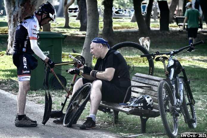 Bike repair