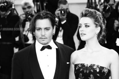 Johnny Depp - Amber Heard