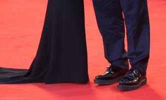 Johnny Depp shoes