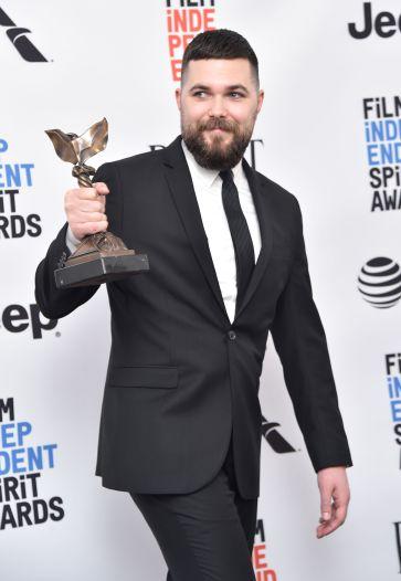 32nd Film Independent Spirit Awards, Press Room, Santa Monica, Los Angeles, USA - 25 Feb 2017