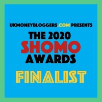 UK money bloggers SHOMO finalist