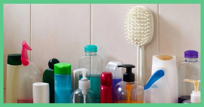 Ways to save money on a tight budget - using the toiletries you already have can help.