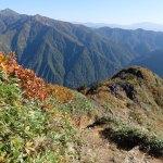 2016年10月 谷川岳(西黒尾根→谷川岳→天神尾根)