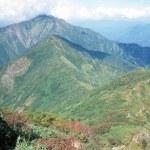 越後三山/八海山-オカメノゾキ-中ノ岳-越後駒ヶ岳