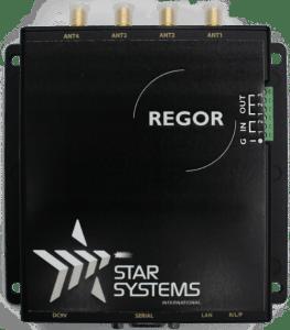 Regor - Multi-Port RFID Reader – C1G2 / ISO 18000 6C