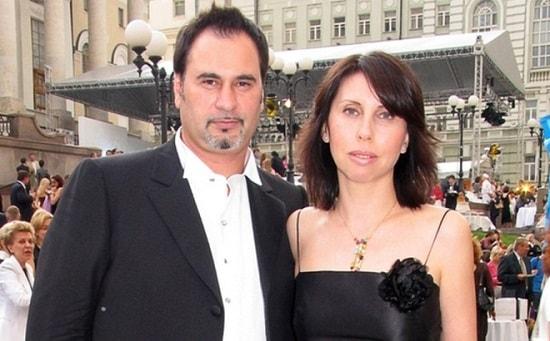 Валерий Меладзе и Ирина жена