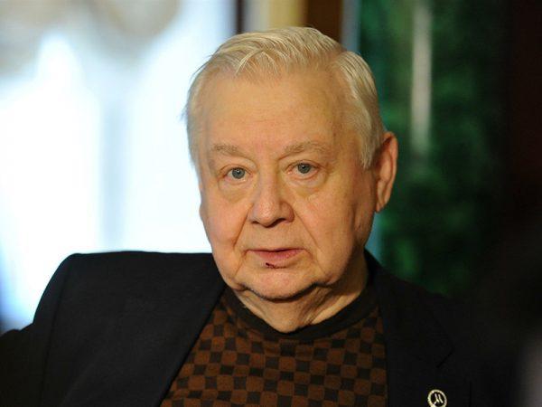 Табаков Олег. Фото