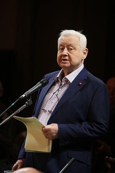 Олег Табаков. Фото актера