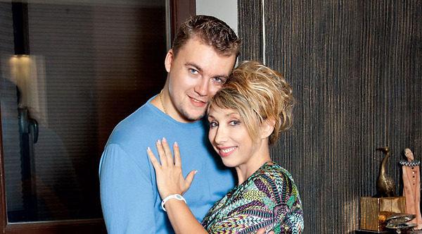 Елена Воробей и Александр Калищук