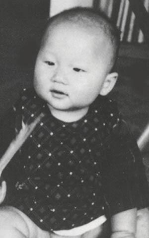 Джеки Чан в детстве