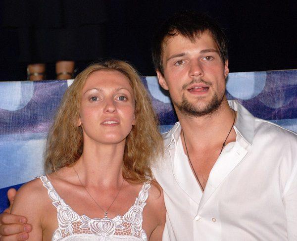 Данила Козловский и Уршула Малка. Фото