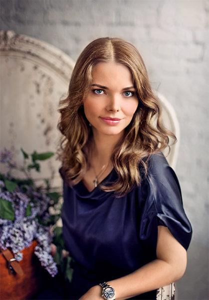 Фото актрисы Лизы Боярской