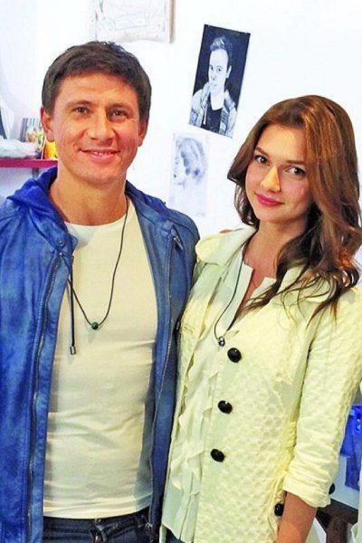 Тимур Батрутдинов и Дарья Канануха. Фото