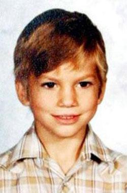 Эштон Кутчер в детстве. Фото