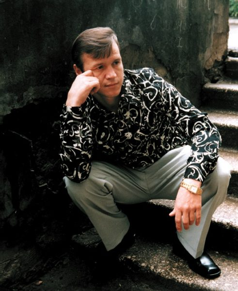 Сергей Наговицын. Биография