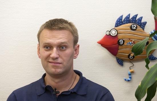 Фото Навального Алексея