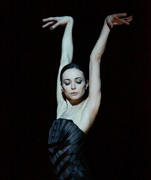 Фото балерины Дианы Вишневой