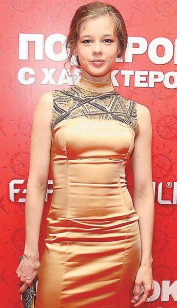 Катерина Шпица. Фото актрисы