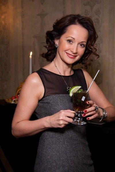 Фотография актрисы Ольги Кабо