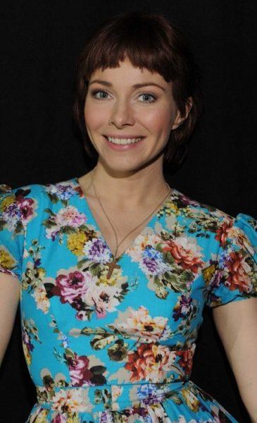 Фото актрисы Екатерины Гусевой
