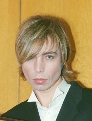 Сергей Зверев в молодости. Фото