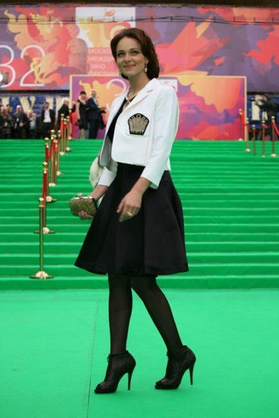 Актриса Снаткина. Фото
