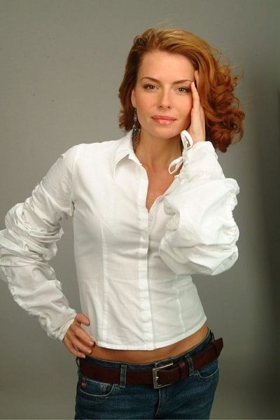 Любовь Толкалина. Биография актрисы, личная жизнь, карьера, фото