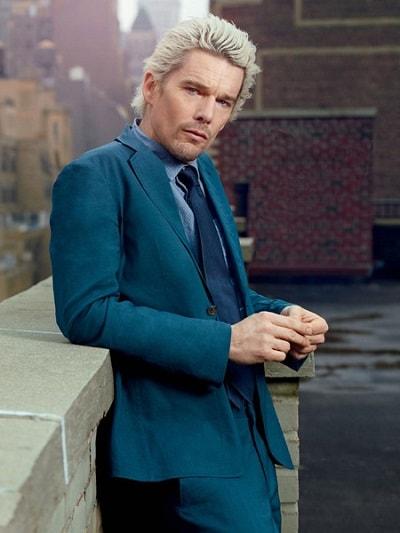 Итан Хоук. Фото актера
