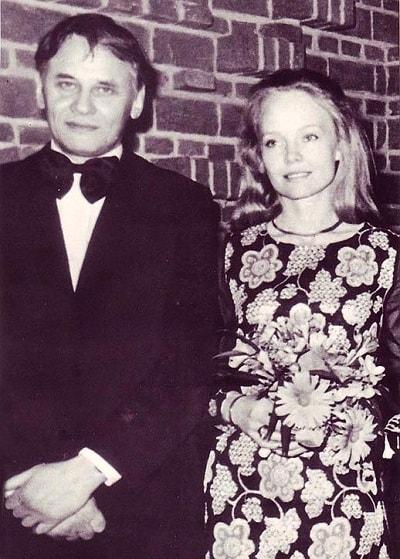 Наталья Белохвостикова и Владимир Наумов. Фото