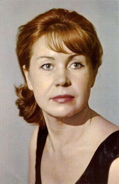 Биография Инны Макаровой