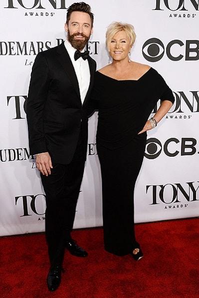 Хью Джекман и его жена Дебора Ли Фернесс. Фото