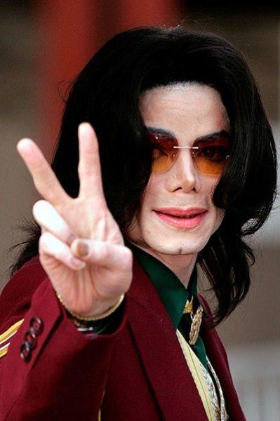 Майкл Джексон - одно из последних фото певца
