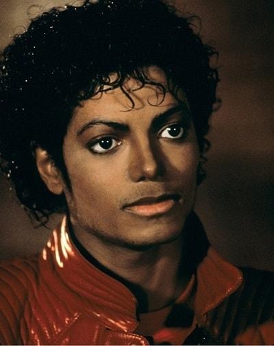 """Майкл Джексон в клипе """"Триллер"""""""