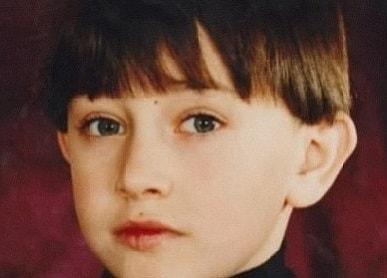 Павел Прилучный в детстве. Фото