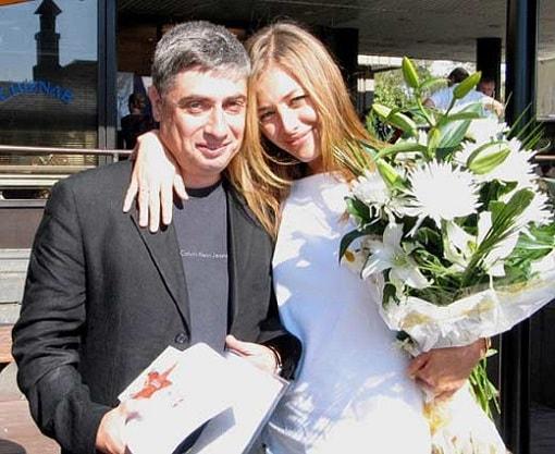 Екатерина Волкова и Сергей Члиянц