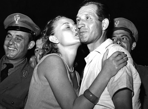 Congregation Shir Tikvah will honor Gino Bartali with its third annual Simkha Cyclathon on September 11. Bartali is an Italian cycling legend who risked his life to help an estimated 800 Jews escape Nazi-occupied Italy.