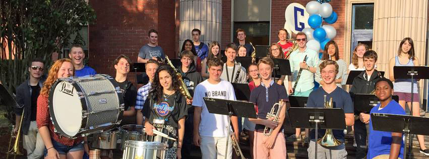 The Grant High School band program will present 'The Sweet Sound of Jazz: Paris After Dark,' a benefit concert and silent auction on Feb. 5 at the school's 'old gym.' (Grant High School)