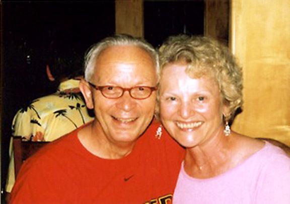 (Anna and Bill Perry)