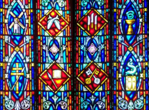 stained-glass