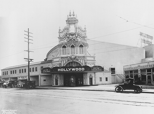 The Hollywood Theatre will turn 90 years old next summer on July 17, 2016. (Hollywood Theatre)