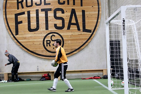 Portland is known as 'Soccer City USA' and the game has established deep roots in the community, with youth soccer, adult leagues, futsal venues and the rise of collegiate programs at the University of Portland, Concordia and Warner Pacific. (Jamie Caulley)