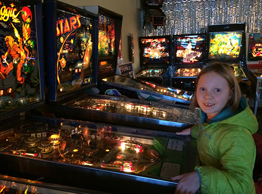 The nonprofit Pinball Outreach Project has moved from Beaumont Village to the Cully neighborhood. (Jane Perkins)