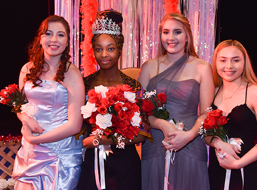 Jefferson High School crowns Ermina Kariuki as princess
