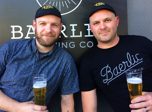 Baerlic Beerhall and Garden on tap for Rose City Park