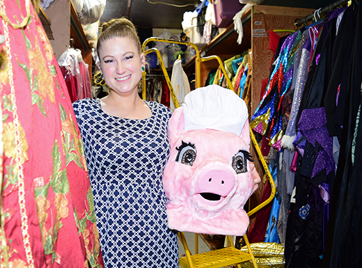 Helen's Pacific Costumers faces final curtain in Montavilla