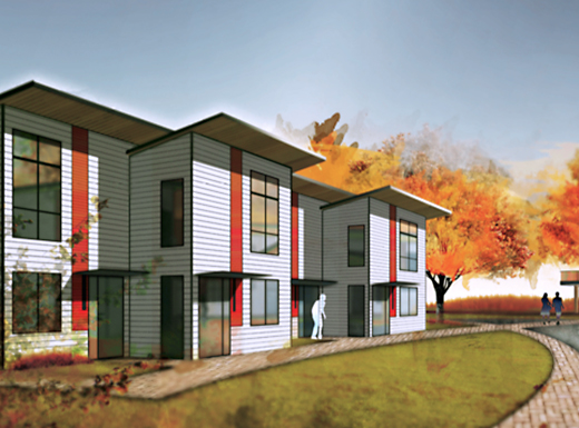 Courtyard housing project on tap for Cully neighborhood