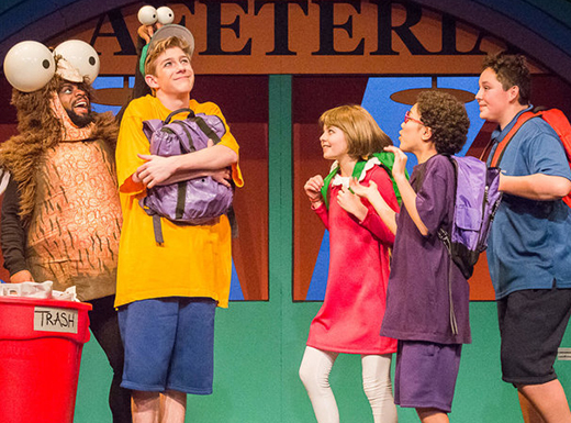 Oregon Children's Theater to stage Judy Moody play in Kerns