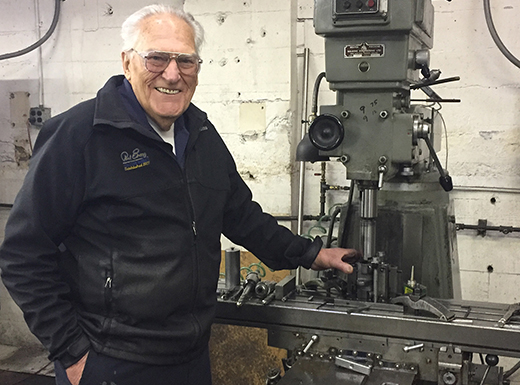 Neighborhood metal smith Jim Martin passes away