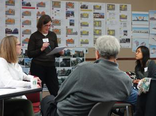 Reform group takes aim at city's residential infill draft