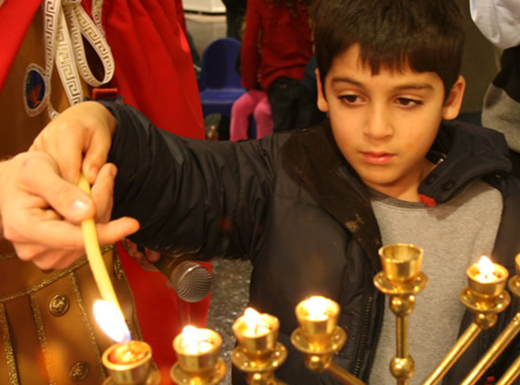 Chabad Center to open pop-up shop for Chanukah in Kerns